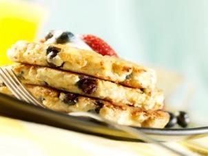Healthy Fruit Pancake Recipes
