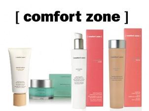 comfort zone hudvård recension