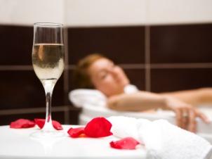 Romantic Bath Recipes