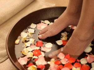 Top 5 Luxury Foot Rituals