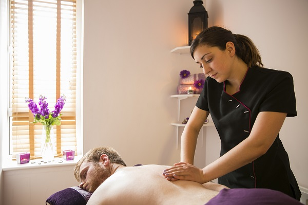 Serenity Rooms at the Celtic Ross Hotel massage and Therapist Louise O'Regan