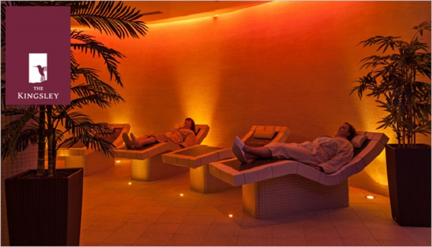 The Spa at the Kingsley hotel Cork