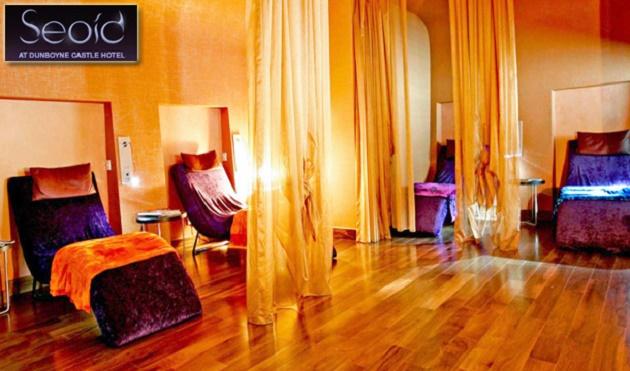Seoid Spa Deal Dunoyne Castle Hotel meath