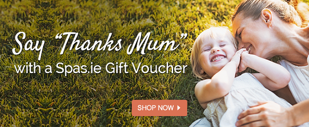 Mothers Day Gift Idea Spa Voucher