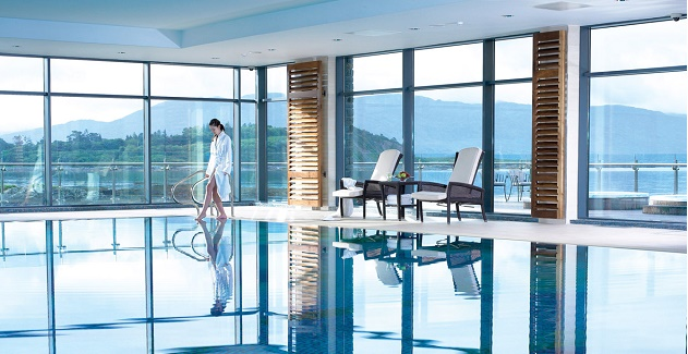 Parknasilla Resort Pool & Spa Facilitites