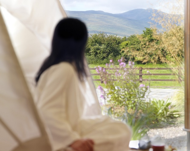 Relaxation Room at Nadur Spa in Kerry