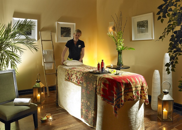 Treatment Room at Aphrodite Hill by C Spa
