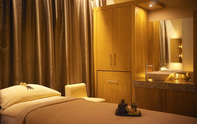 Treatment room at Aghadoe Heights Hotel & Spa