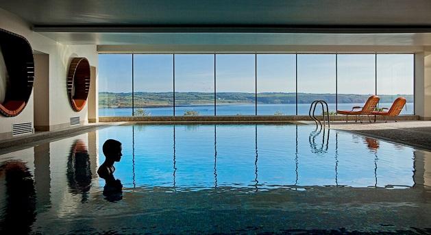 The Well Spa Waterford Infiniity Pool