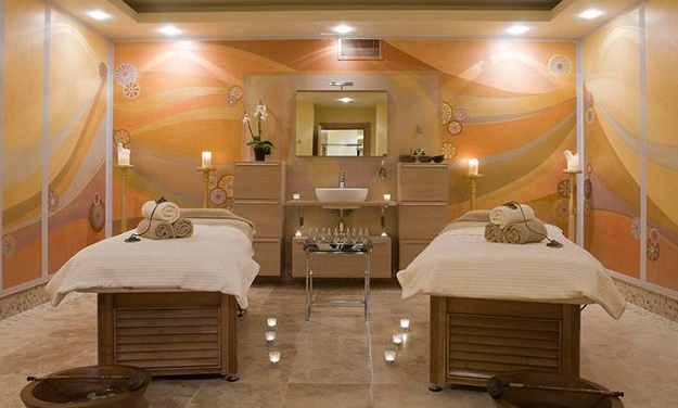 Treatment Room at Dromoland Castle & Spa