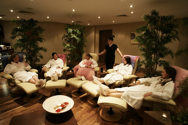 A girly spa day at Spa Haven in Kildare