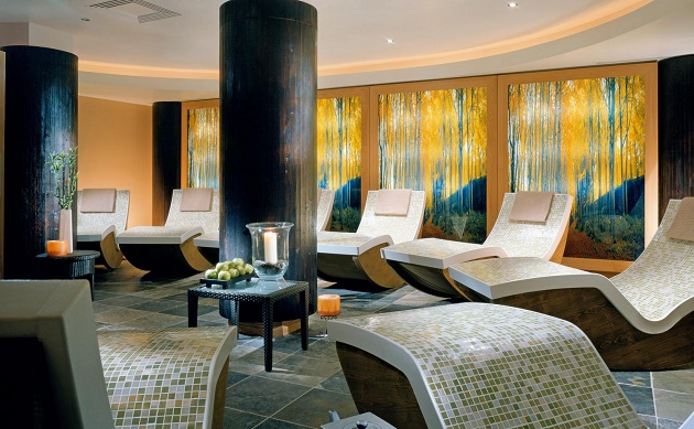 The Relaxation Suite at Fota Island Spa