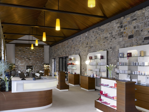 The Spa Shop at Farnham Estate