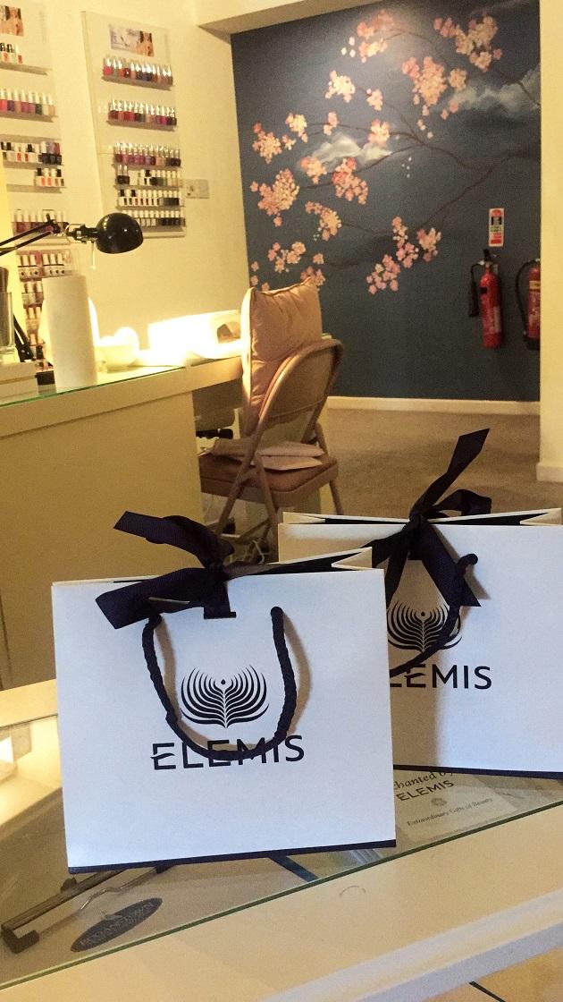 Elemis Bags
