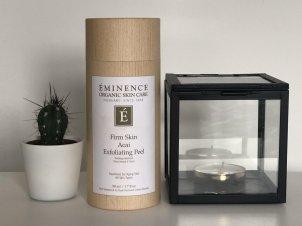 Eminence Organics Firm Skin Acai Exfoliating Peel
