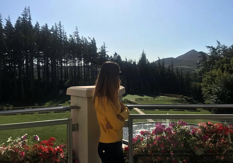 Powerscourt views
